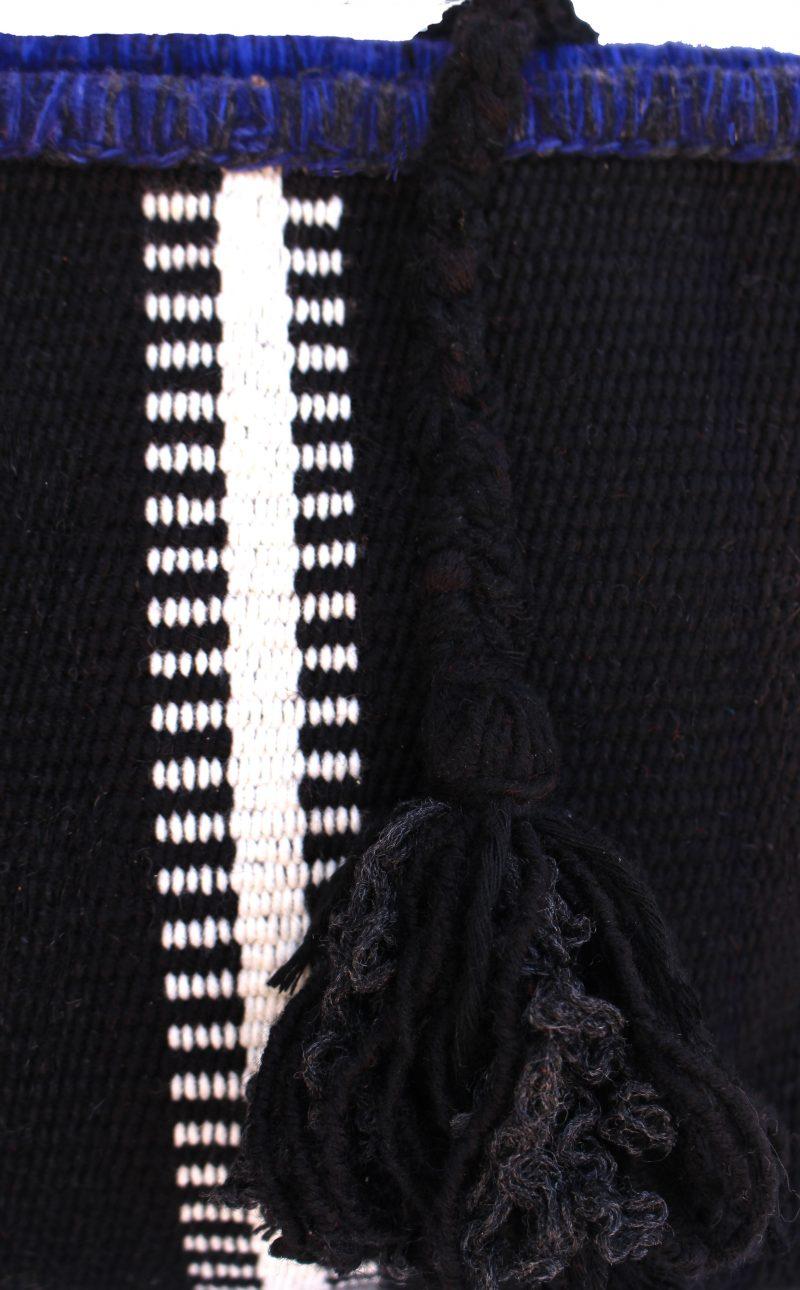 handwoven shoulder bag Bedouin LUMEYO